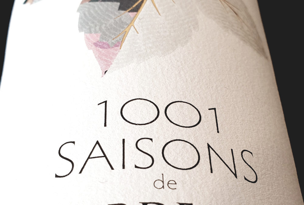 1001 Saisons AOP Bordeaux Rouge