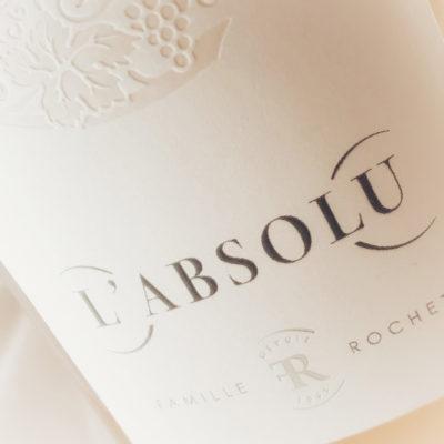 Absolu AOP Bordeaux Rosé