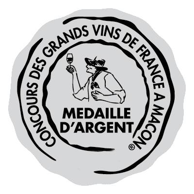 马贡法国葡萄酒竞赛 Argent