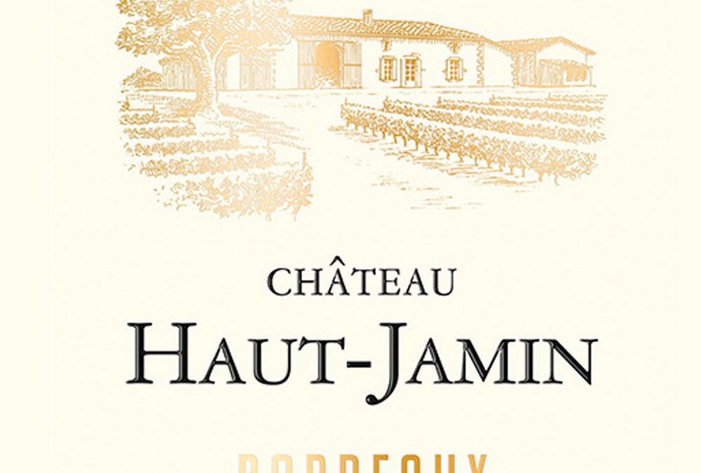 Château Haut Jamin AOP Bordeaux Rouge