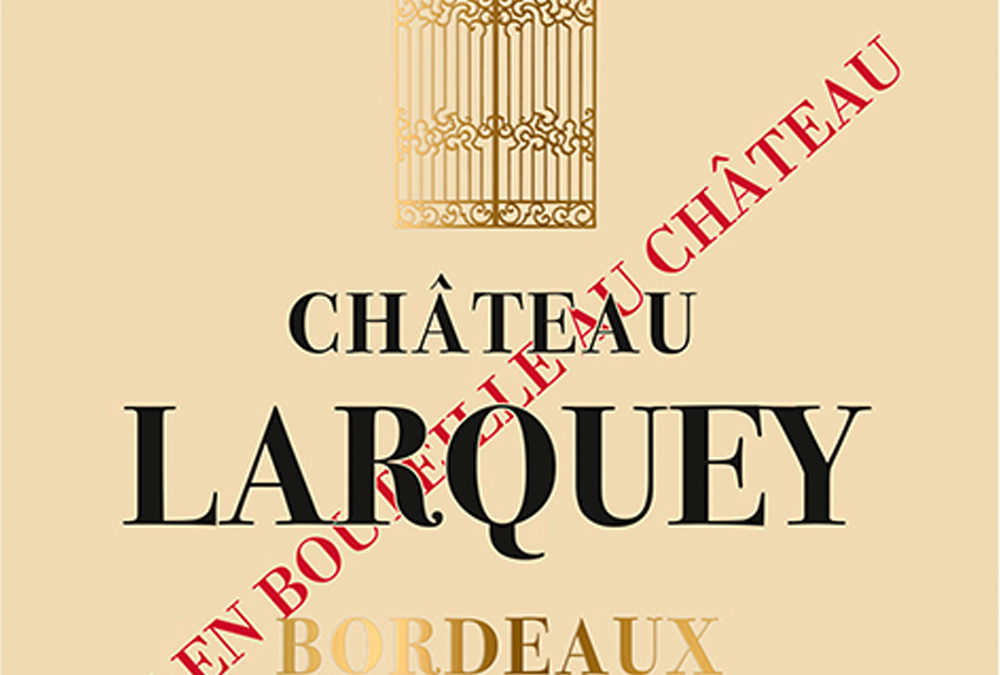 Château Larquey AOP Bordeaux Rouge