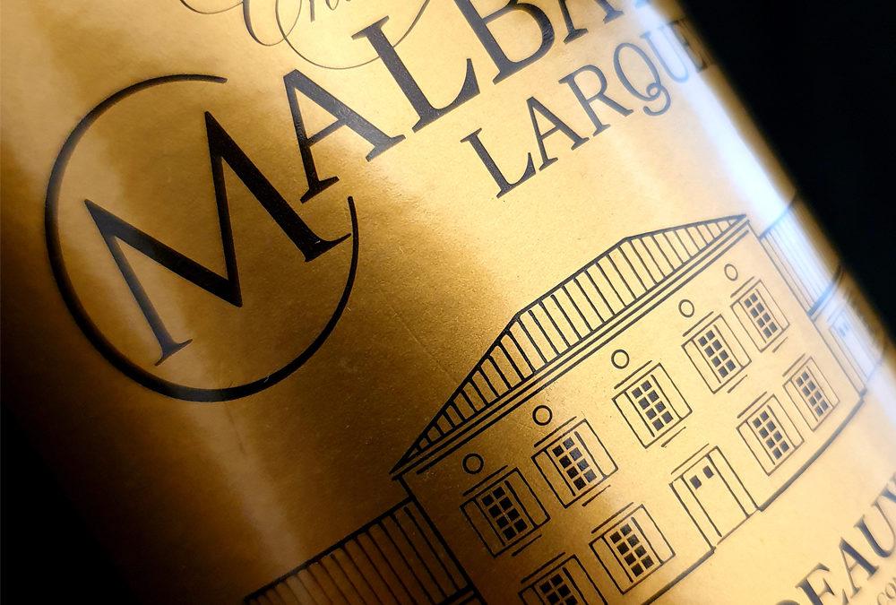 Château Malbat Larquey AOP Bordeaux Rouge