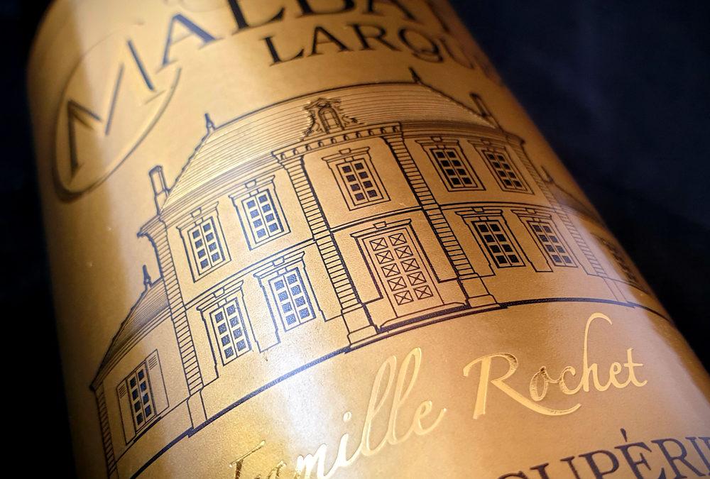 Château Malbat Larquey AOP Bordeaux Supérieur