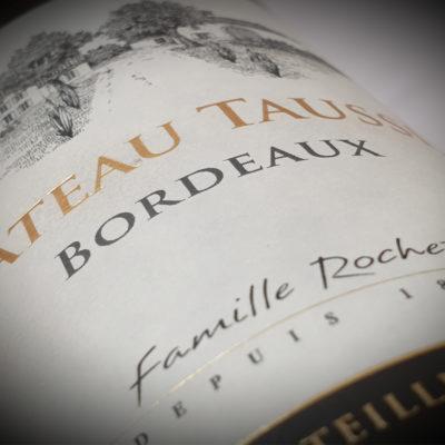 Château Taussin AOP Bordeaux Blanc