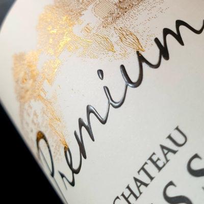 Château Taussin AOP Cuvée Premium Bordeaux Rouge