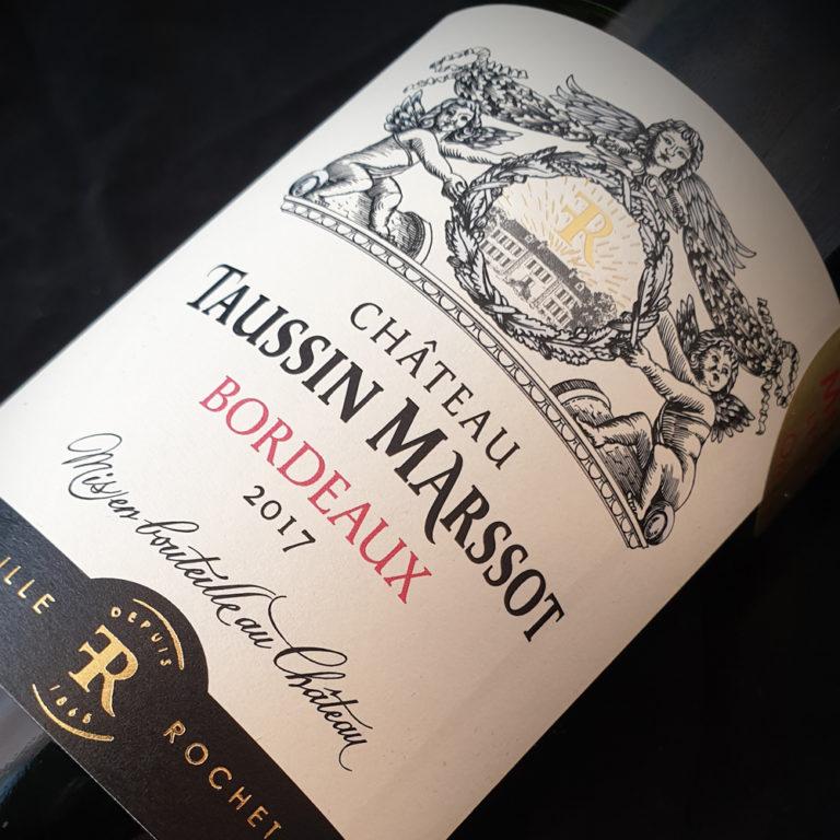 Château Taussin Marssot AOP Bordeaux Rouge
