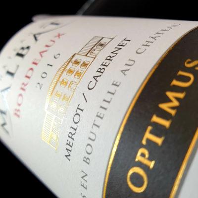 Château Malbat Cuvée Optimus AOP Bordeaux Rouge