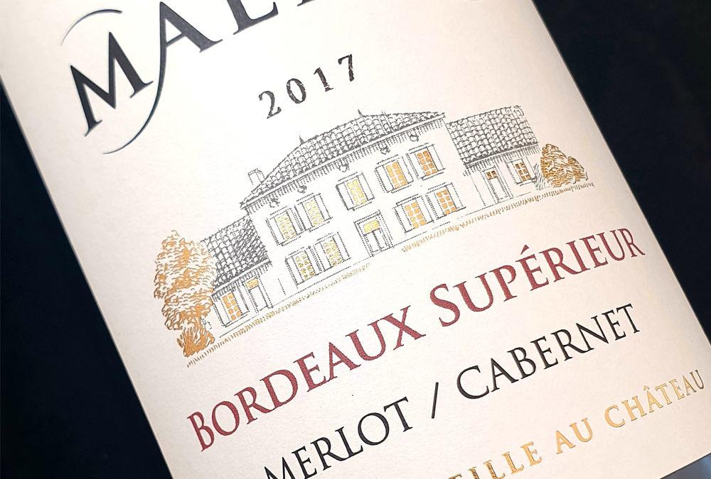 Château Malbat AOP Bordeaux Supérieur Traditionnel