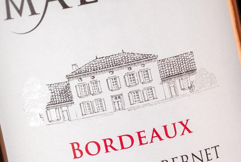 Château Malbat AOP Bordeaux Rosé