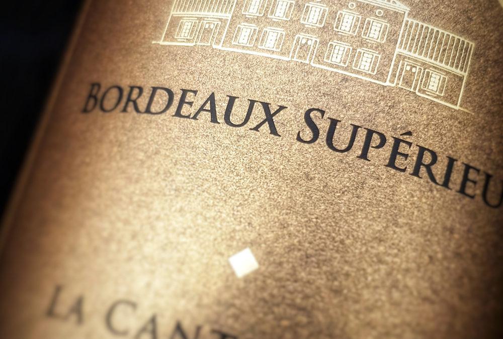 Château Malbat Cuvée Cantelouve AOP Bordeaux Supérieur