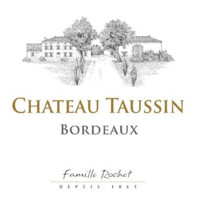 Château Taussin AOP Bordeaux Rouge