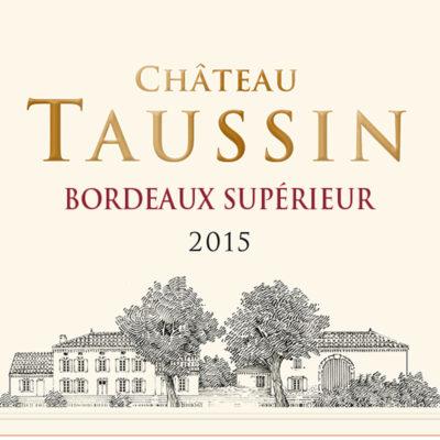 Château Taussin AOP Bordeaux Supérieur