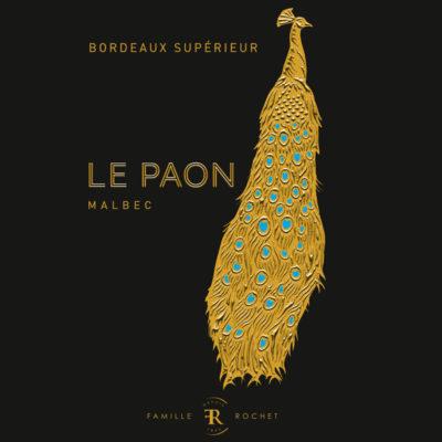 Le Paon AOP Bordeaux Supérieur