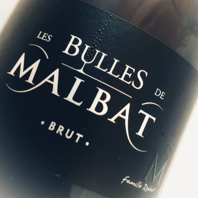 Pétillant Les Bulles Blanc de Malbat