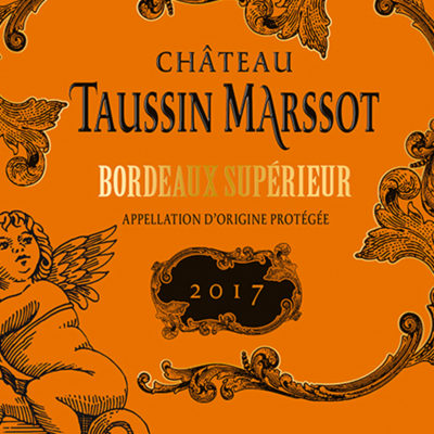 Château Taussin Marssot AOP Bordeaux Supérieur